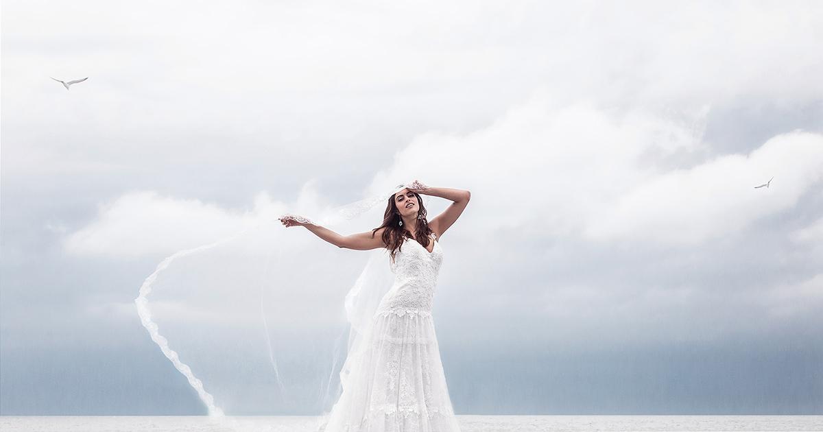 Seabreeze Styled Shoot Wedding Editorial